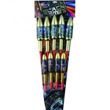 Black Gemini Rocket Pack