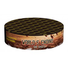 Worlds Ending 430 Shot Barrage
