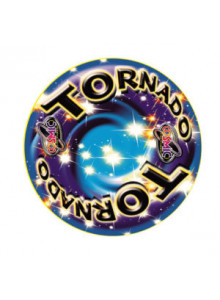 Cosmic Tornado Catherine Wheel