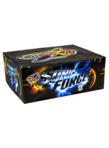 Cosmic Sonic Force 130 Shot...