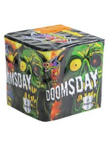 Cosmic Doomsday Cake Firework