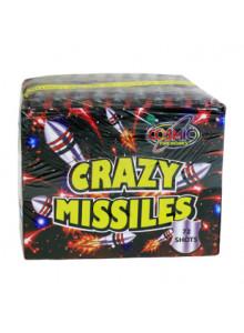 Crazy Missile 72 Shot Firework