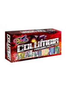 Cosmic Columbia SELECTION BOX