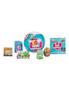 5 Surprise Toy Mini Brands...