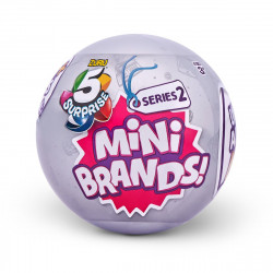 5 Surprise Mini Brands...
