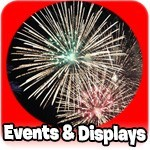 Fireworks for Event & Displays